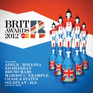The BRIT Awards With MasterCard 2012