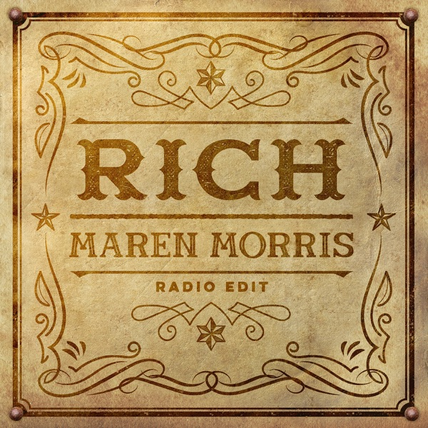 Rich (Radio Edit) - Single