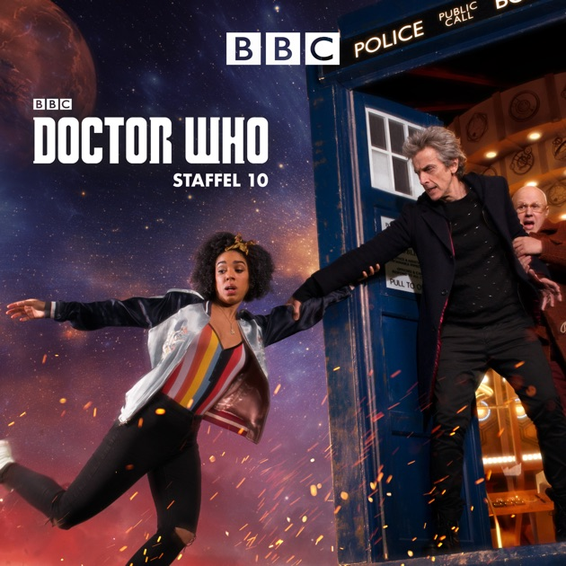 Doctor Who Staffel 10 Deutschlandstart