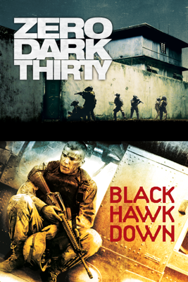 Black Hawk Down / Zero Dark Thirty Movie Synopsis, Reviews