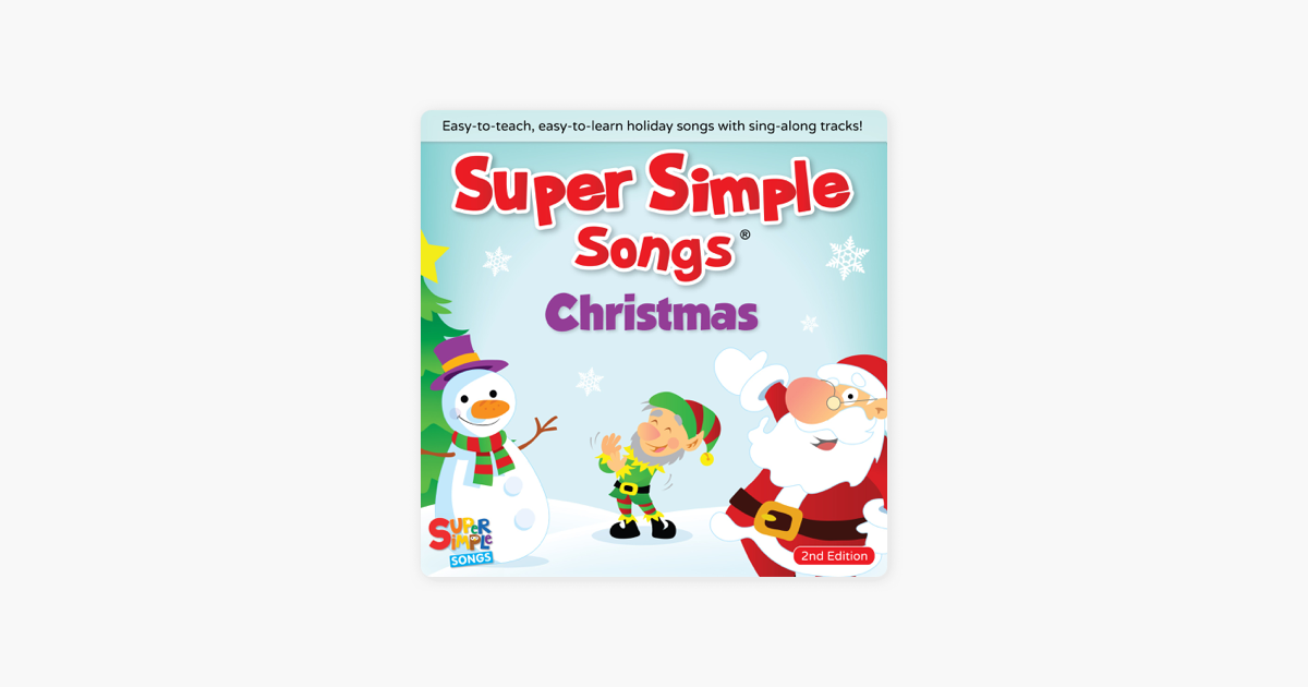 super simple songs christmas by super simple songs on apple music - Super Simple Songs Christmas