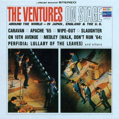 On Stage (Live) - The Ventures