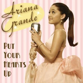 Ariana Grande - Put Your Hearts Up  Single Album Reviews