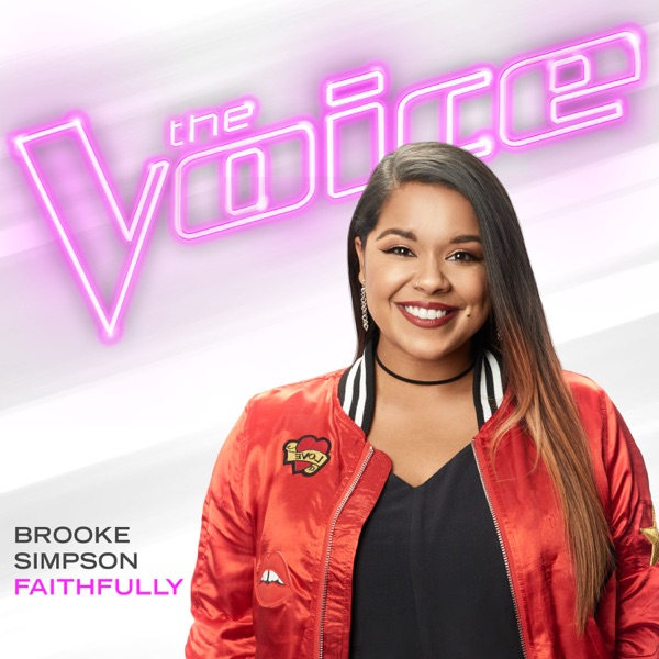 Faithfully (The Voice Performance) - Single