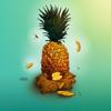 Pine & Ginger - Amindi K. Fro$t, Tessellated & Valleyz