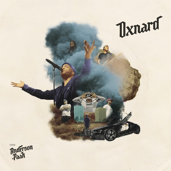 Anderson .Paak - Oxnard album wiki, reviews
