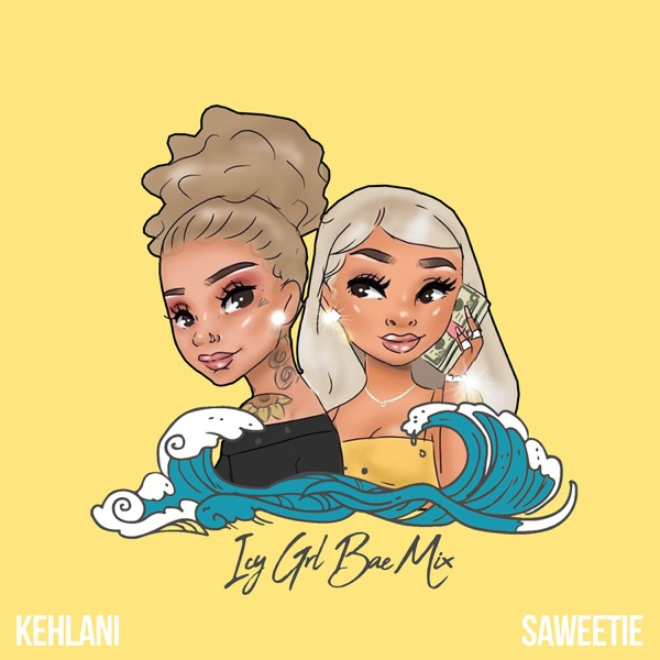 ICY GRL (feat. Kehlani) [Bae Mix] - Single