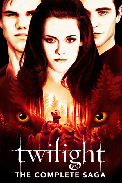 Twilight: The Complete Saga Bundle 4K UHD Digital