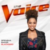 Spensha Baker - Blackbird The Voice Performance  Single Album