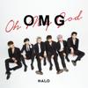 HALO - O.M.G. アートワーク