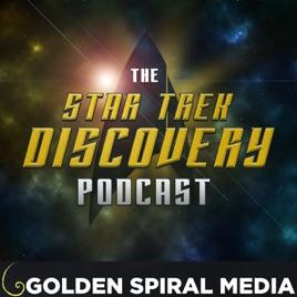 The Star Trek Discovery Podcast: STDP 003- Star Trek