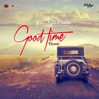 Kizz Daniel & Wizkid - Good Time (Remix) - Single