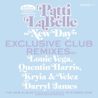 New Day (Dance Remixes) - Single - Patti LaBelle