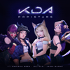 K/DA, Madison Beer & (G)I-DLE - POP/STARS (feat. Jaira Burns) artwork