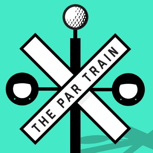 Cover image of The Par Train - PGA Golf Comedy Podcast