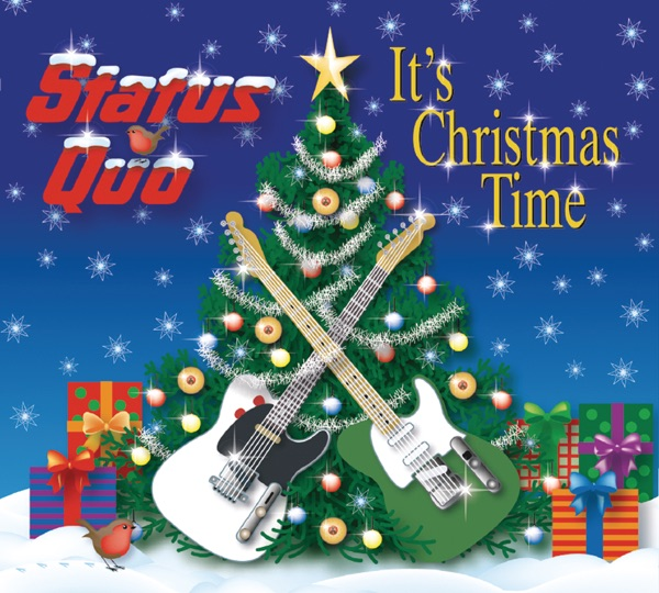 Status Quo mit It's Christmas Time