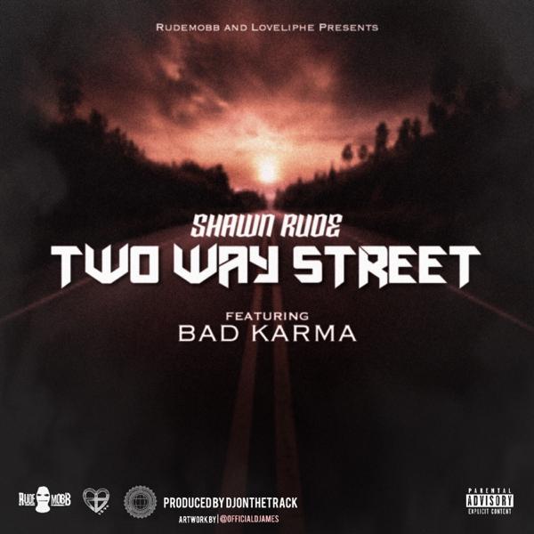Bad Karma Single Shawn Rude