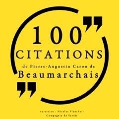100 citations de Pierre-Augustin Caron de Beaumarchais