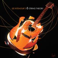 Lee Ritenour - 6 String Theory artwork