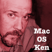 Podcast cover art for Mac OS Ken