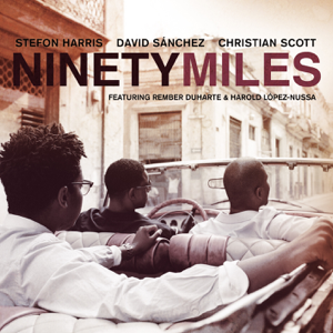 David Sánchez, Stefon Harris & Christian Scott - Brown Belle Blues