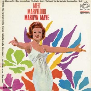 Meet Marvelous Marilyn Maye