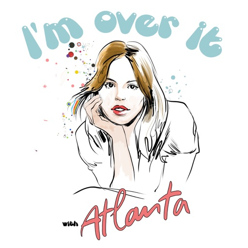 Cover image of I'm Over It