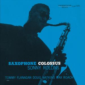 Sonny Rollins - St. Thomas feat. Tommy Flanagan, Doug Watkins & Max Roach