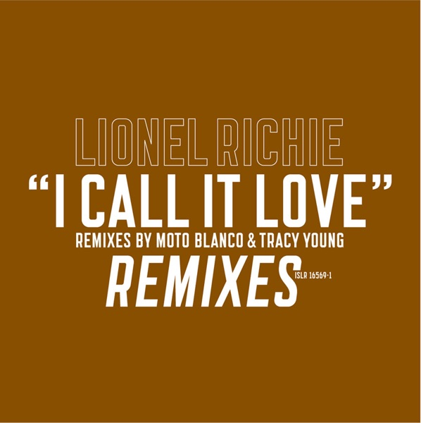 I Call It Love (Moto Blanco Remix) - Single