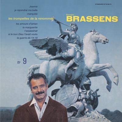 Georges Brassens, no. 9 - Georges Brassens
