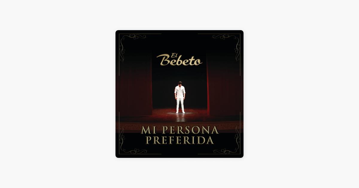 Single By El Bebeto On Apple Music