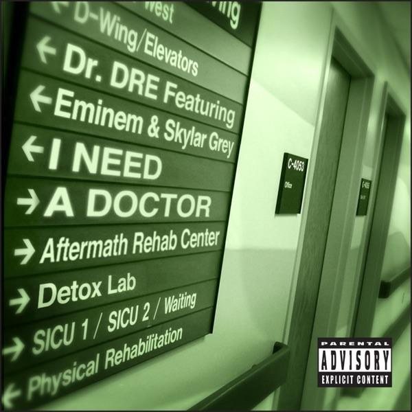 I Need a Doctor (feat. Eminem & Skylar Grey) - Single