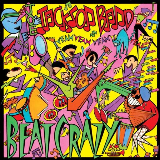 Art for Beat Crazy by Joe Jackson