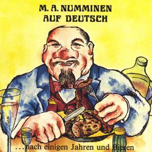 M.A. Numminen - Auf Deutsch