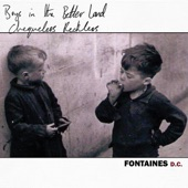 FONTAINES D.C. - Chequeless Reckless