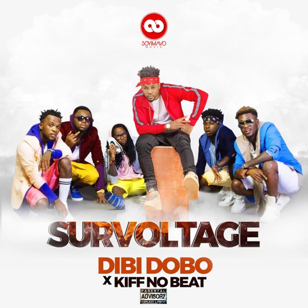 Survoltage (feat. Kiff No Beat) - Single