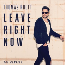 View album Leave Right Now (The Remixes) - EP