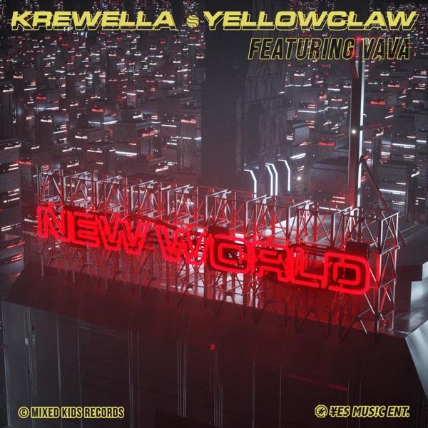 New World (feat. Vava) - Single