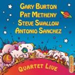 Gary Burton, Pat Metheny, Steve Swallow & Antonio Sánchez - Falling Grace