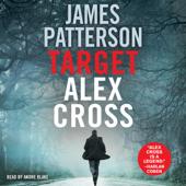 Target: Alex Cross (Abridged) - James Patterson Cover Art