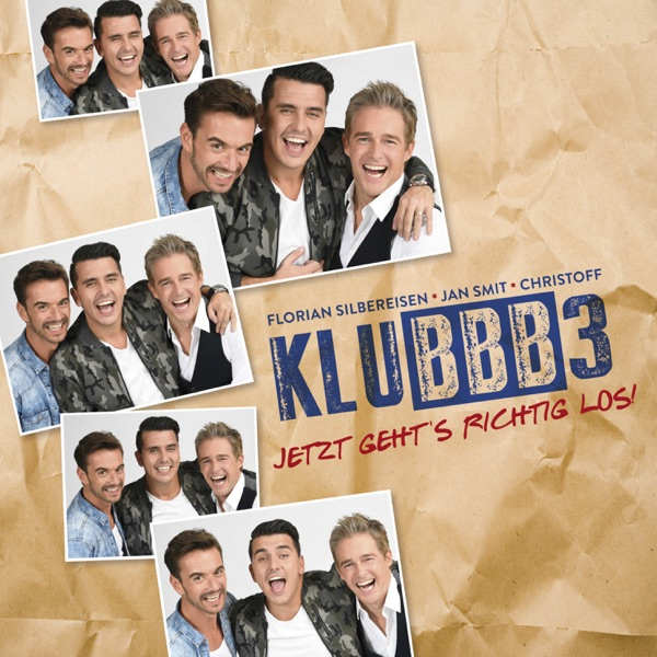 KLUBBB3 mit Das Leben tanzt Sirtaki
