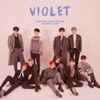 PENTAGON JAPAN ORIGINAL 2ND MINI ALBUM 'VIOLET' - EP ジャケット写真