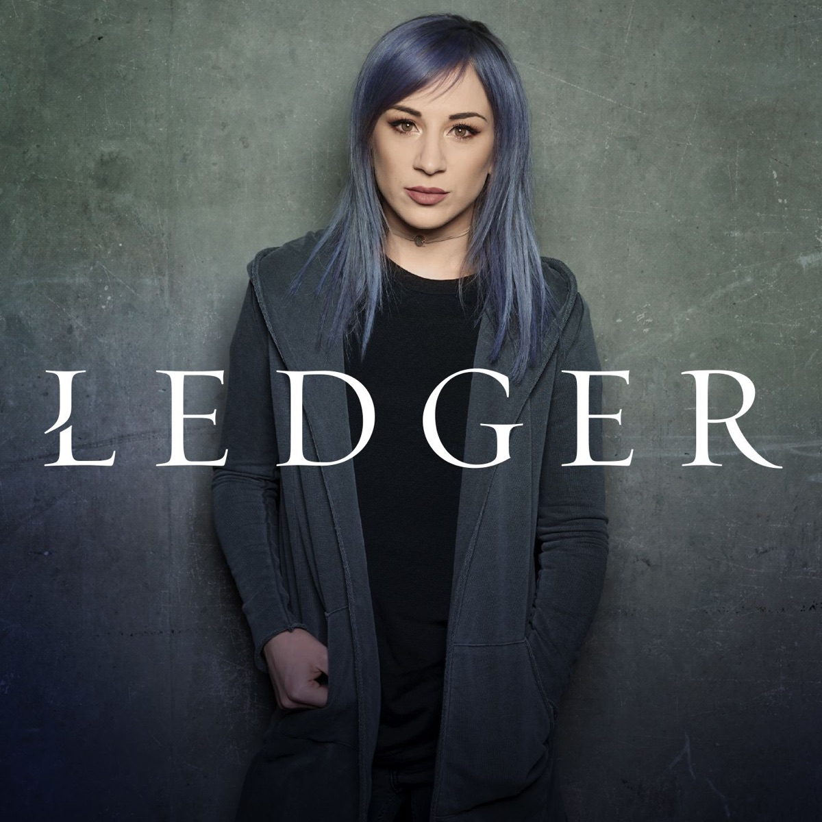 Ledger - EP LEDGER CD cover