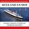 Georges Delerue & Juliette Gréco - Week-end en mer - EP artwork