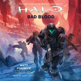 HALO: Bad Blood (Unabridged) audiobook