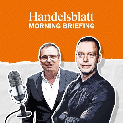 Cover image of Handelsblatt Morning Briefing