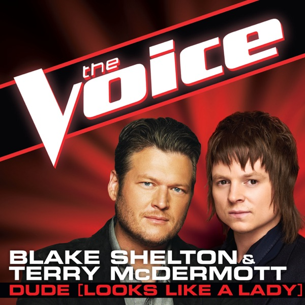 Dude (Looks Like a Lady) [The Voice Performance] - Single