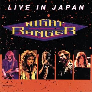 Night Ranger - Man In Motion (Live)