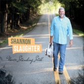 Shannon Slaughter - He Moved a Mountain