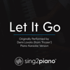 Sing2Piano - Let It Go (From